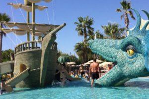 Hotel para niños en Andalucía