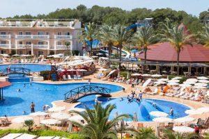Piscina para niños Zafiro Can en Mallorca