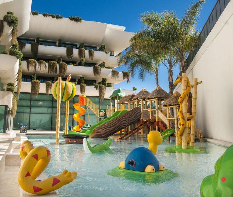 Hotel para niños en alicante