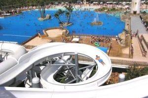 Hotel con toboganes acuáticos en alicante