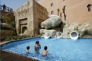 Hotel para ir con niños en Granada, Playacálida
