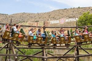 Parque de atracciones en Comunidad valenciana