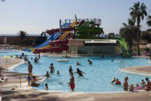 Hoteles para ir con niños en roquetas de mar