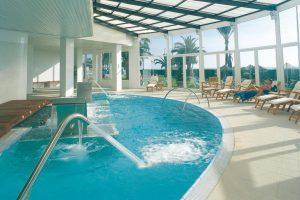 hotel con spa en roquetas de mar especial familias