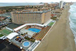 Hotel para ir con niños en Murcia