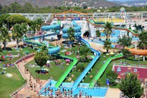 Hotel con parque acuático en Portugal para ir con niños