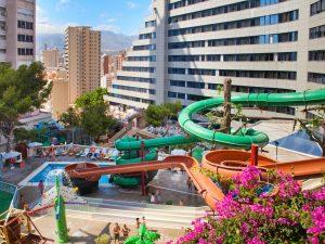 hoteles para niños en alicante
