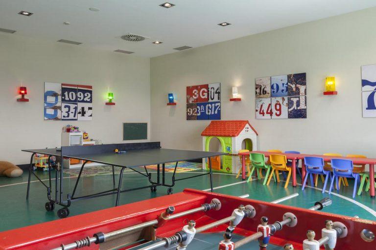 Hotel para niños en Asturias