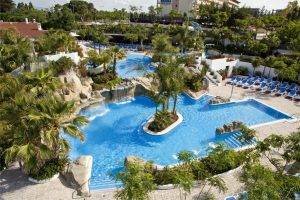Hotel familiar en Salou