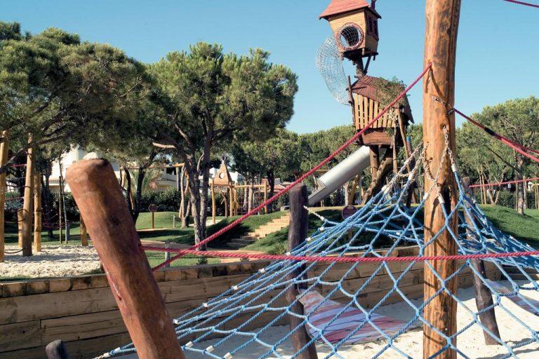 Hotel con juegos para niños en Portugal