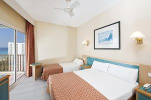 increíble hotel para niños en Menorca