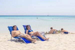 idílico hotel para jóvenes en Menorca