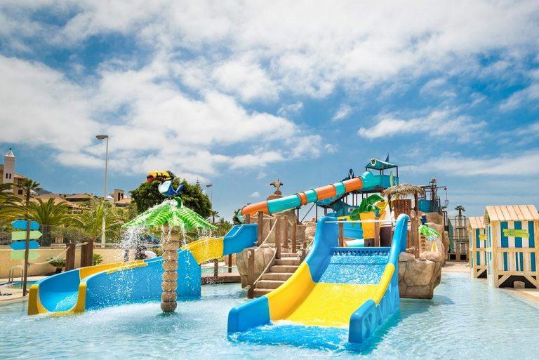 Hotel para ir con niños en Tenerife 5 estrellas