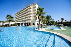 grandiosos aparthoteles para niños en la isla de Mallorca