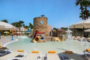 excelente hotel para familias en Sa Barca