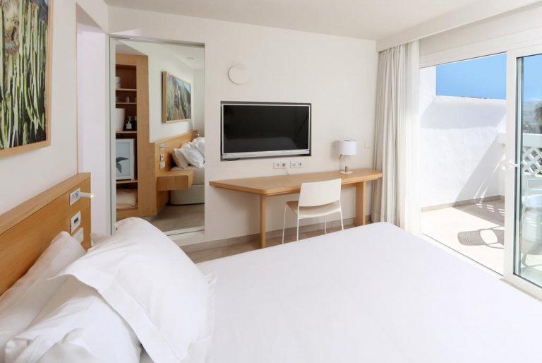 interesante hotel familiar en Lanzarote