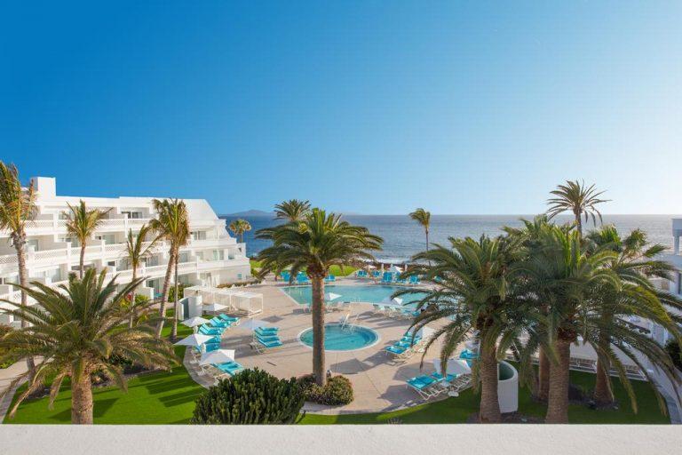lujoso hotel para familias en Lanzarote