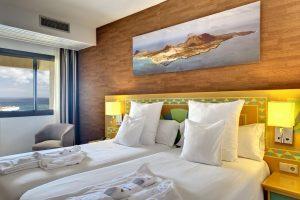 interesante hotel familiar en Playa de Ancla
