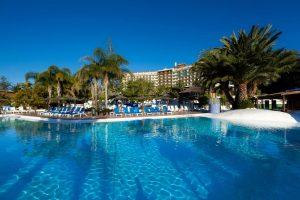 lujoso hotel para jóvenes en Meloneras