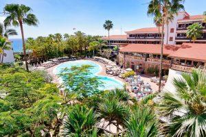 interesante complejo hotelero familiar en Playa del Inglés