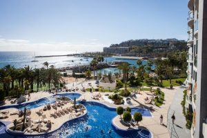 hotel playero para familias en Gran Canaria