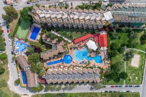 gigantesco hotel para niños en Alcúdia