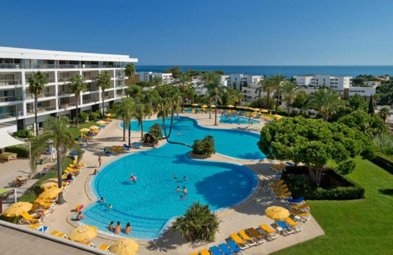Hotel para ir con niños en Portugal - Alfalgar (1)