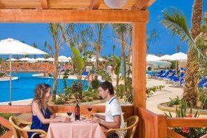 Restaurante del hotel Playa Marina