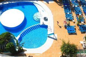 Hotel familiar en Pineda del Mar