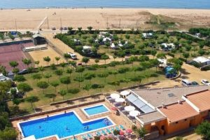 Camping familiar en Magret de Mar